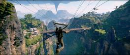 El Abismo (trailer screenshot)
