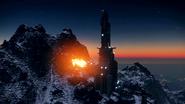 Operation Illapa (Blizzard Core explodes near the tower)