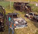 Vehicle wrecks