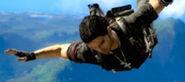 Rico Rodriguez falling