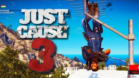 Just Cause 3 - Random Moments 1 (Funny Experiments & Bugs)