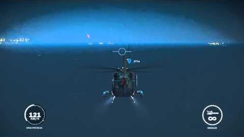 Just Cause 3 Mysterious lights at sea-0