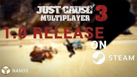 Nanos Just Cause 3 Multiplayer - 1