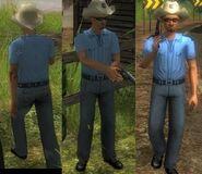 San Esperito policeman 1