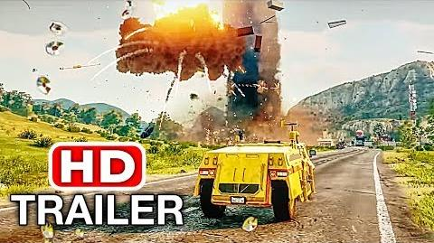 JUST CAUSE 4 Tornado Gameplay Trailer (2018) PS4 Xbox One PC