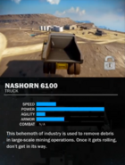Nashorn 6100 (rebel drop description)