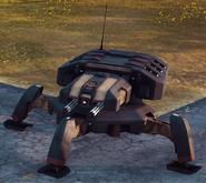 Suppression Drone Black Hand