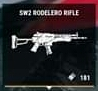 SW2 Rodelero Rifle icon in supply drop