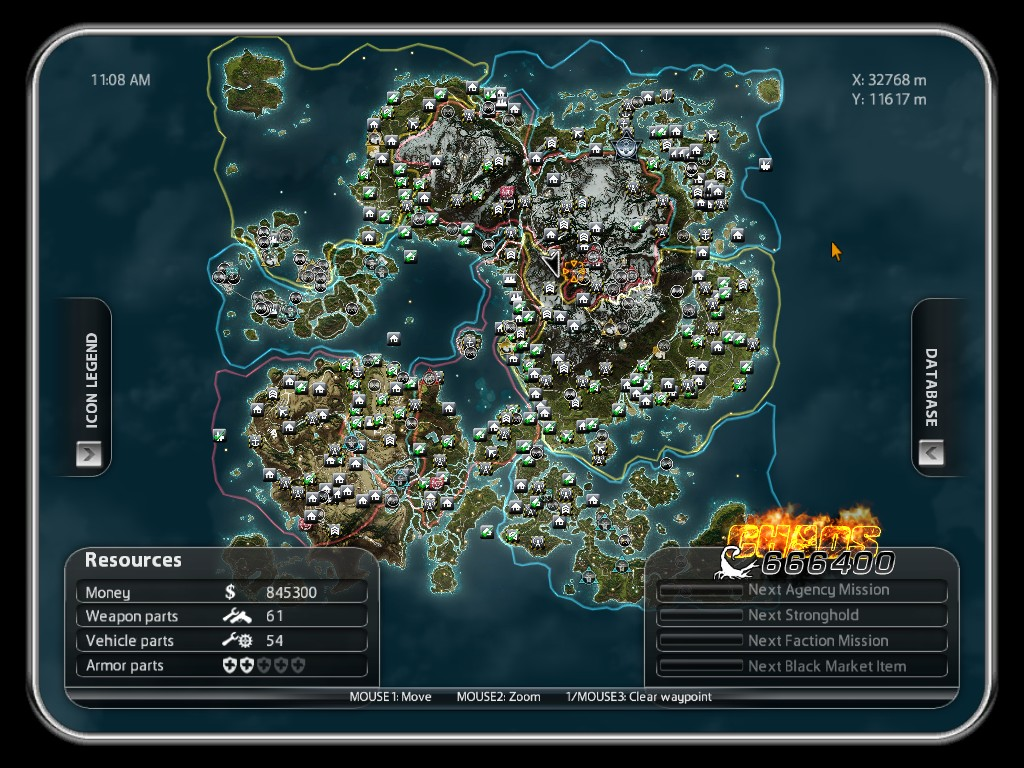 Maps just cause wiki fandom powered by wikia just cause 2 pda map gumiabroncs Gallery