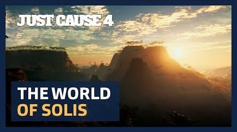 Just Cause 4 Die Welt von Solis