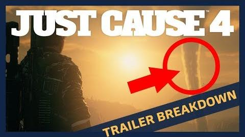 Just Cause 4 Gameplay Trailer Official Breakdown Analysis