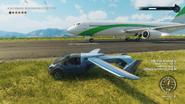 Prisa Avispa C (drag race against EM-979 Airliner)