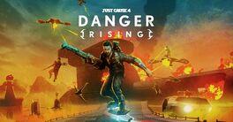 JC4 Danger Rising poster