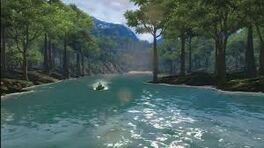 Sungai Sejuk river 2