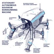 EDEN Bavarium Mining Drone
