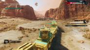 Operation Sandstinger (third barricade intact)