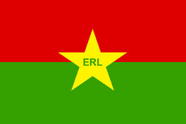 ERL (guerrilla) flag