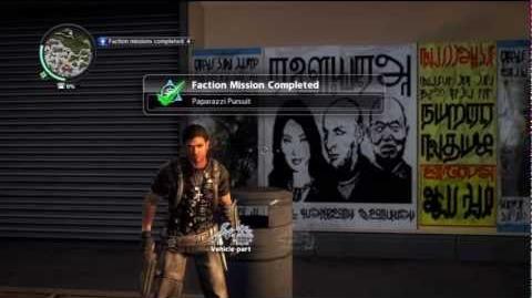 Just Cause 2 - Faction Mission - Paparazzi Pursuit