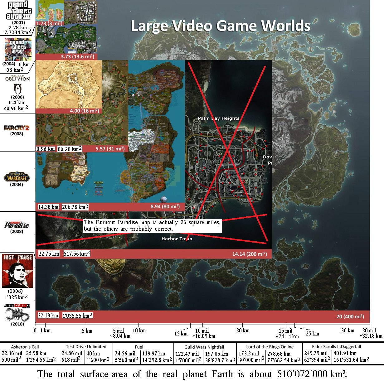 Maps Just Cause Wiki