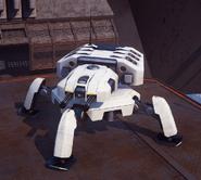 Suppression Drone Airship