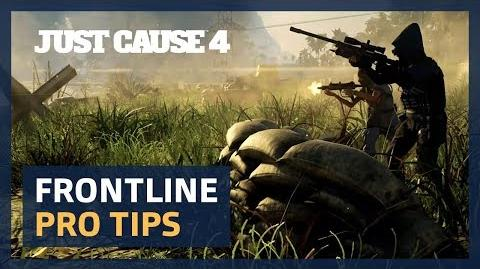 How to Just Cause 4 Front Line Pro Tips ESRB