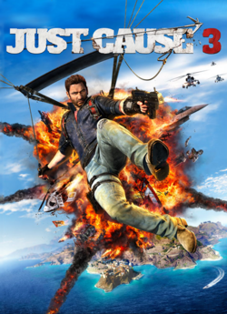 Just Cause 3 Boxart Full
