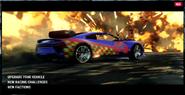 JC4 (DD in-game trailer, blue A sports car)