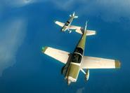 Peek Airhawk 225 Formation
