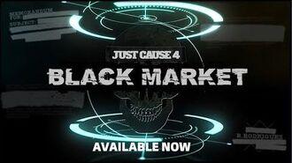 Just Cause 4 Black Market - Shark & Bark Vehicle Pack