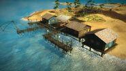 """Pulau Penjala """"residential area"""""""