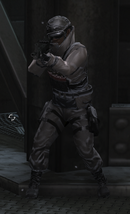 Demolition officer