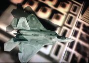 F-22/Oil Rig size comparison