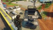 JC4 big trailer-based guard tower