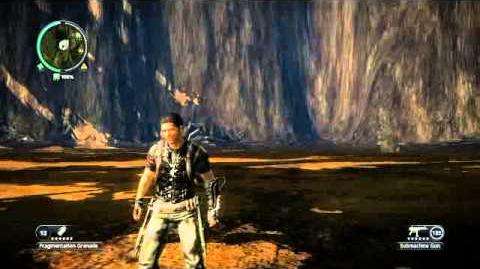 Just Cause 2 How To Get In The Secret Room Or Space Below The Dome And Faces