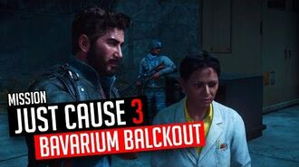 Just Cause 3 Mission Bavarium Blackout
