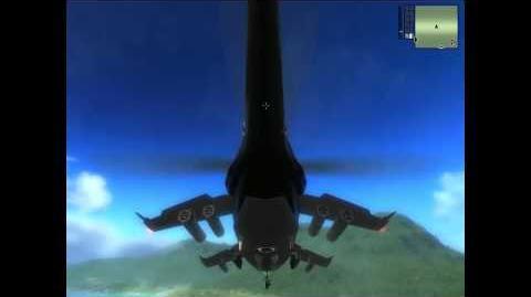 (HD) Walker AH 16 Hammerbolt - Just Cause 1