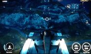 Floating Bridge Lights