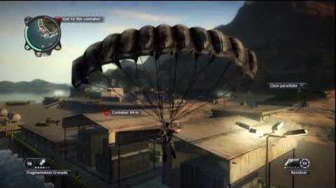 Just Cause 2 - Faction Mission - I Want to Break Free