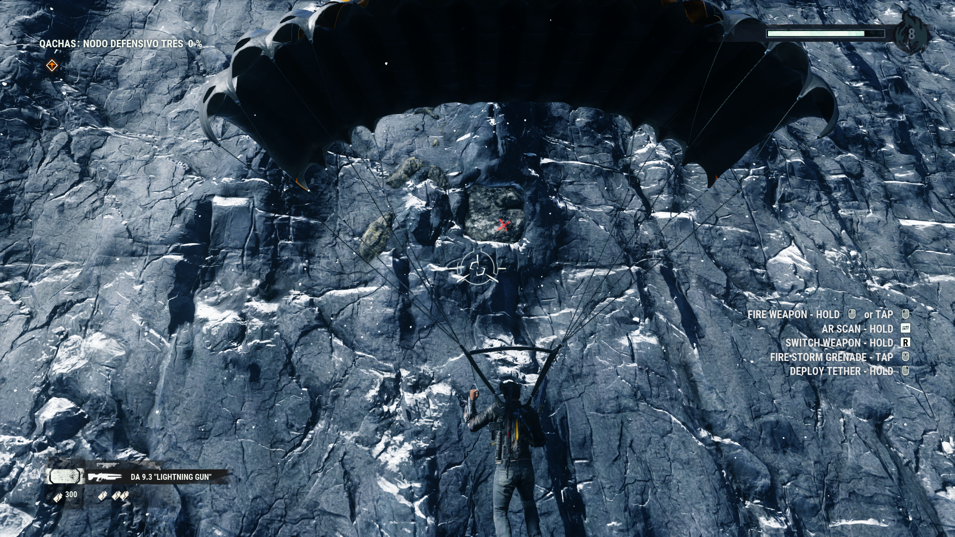 moon base just cause 4 location - photo #39