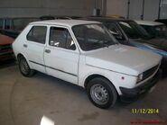Fiat 127 5 front