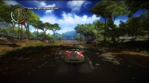 Just Cause 2 - Faction Mission - Taking Candy From a Millionaire