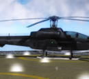 Helicopters in JC2