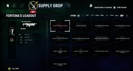 JC4 supply drop other tab