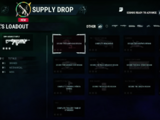 Supply drop