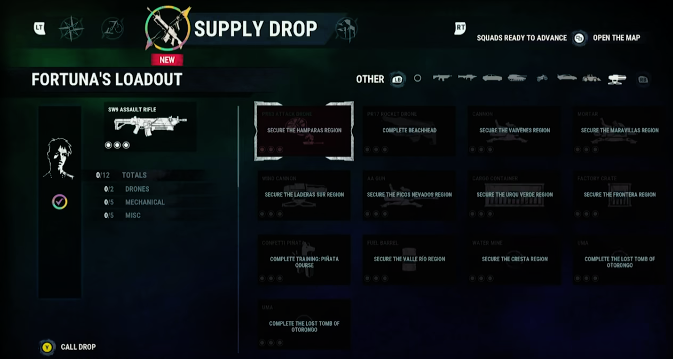 Supply drop | Just Cause Wiki | FANDOM powered by Wikia