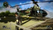 Unarmed UH-10