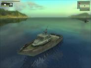 Pequod - Harpoon PC 350 Military Front