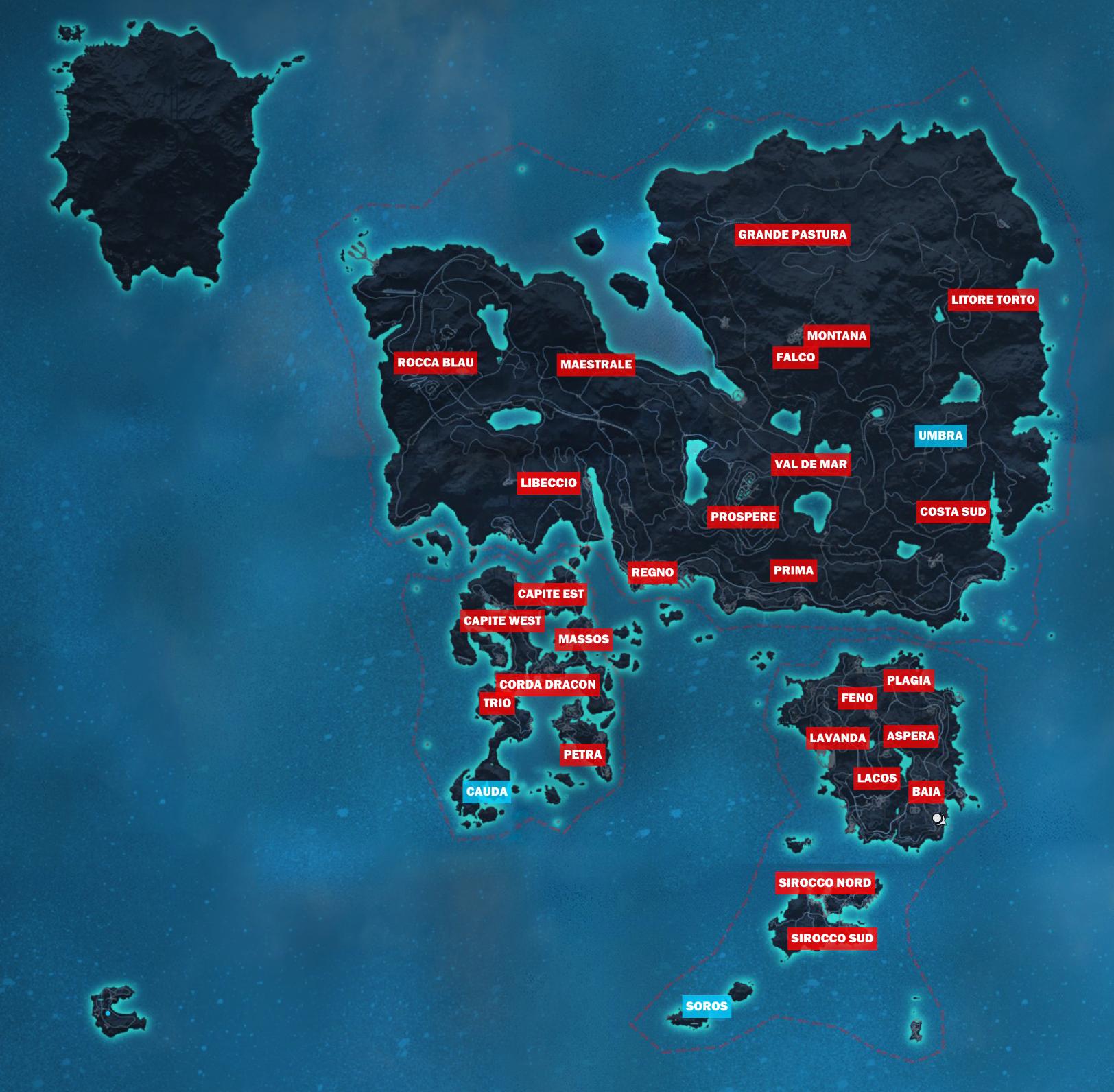 Mapa Just Cause 3.Trio Just Cause Wiki Fandom