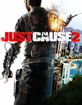 Mainpage Game Just Cause 2