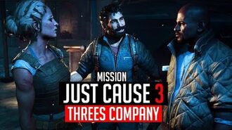 Just Cause 3 Mission Threes Company